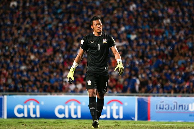 Kawin được xem là một trong những thủ môn hàng đầu Đông Nam Á.