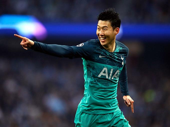 Son trở thành trụ cột không thể thiếu của Tottenham.