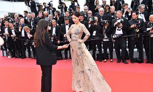 Diễn viên 'Diên Hy công lược' bị yêu cầu rời thảm đỏ Cannes