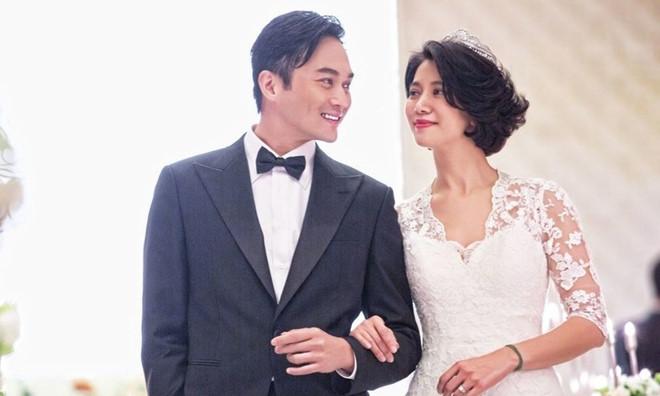 Trí Lâm và Vịnh Nghi bên nhau 18 năm hạnh phúc.