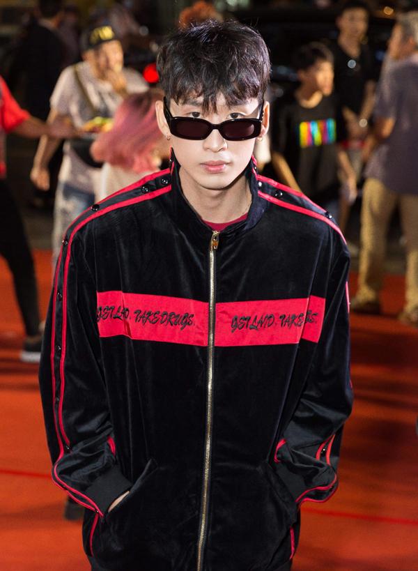 Diễn viên Tuấn Trần góp mặt trong dàn khách mời nổi tiếng.