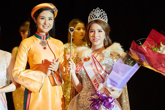 Hoa hậu Lê Thu Thảo: Tôi nói không với thị phi và nỗ lực cống hiến - 1