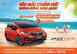Honda Jazz - Mẫu xe ôtô cho giới trẻ đô thị - 3