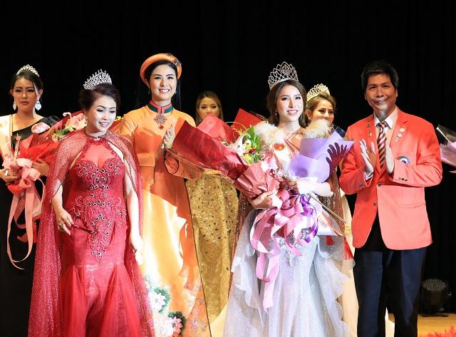 Hoa hậu Lê Thu Thảo: Tôi nói không với thị phi và nỗ lực cống hiến - 7