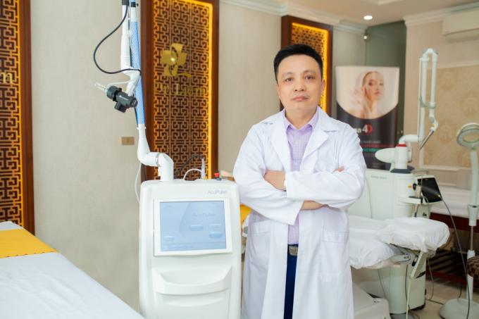 Trị sẹo, chăm sóc da căng mịn với công nghệ AcuPulse - 1