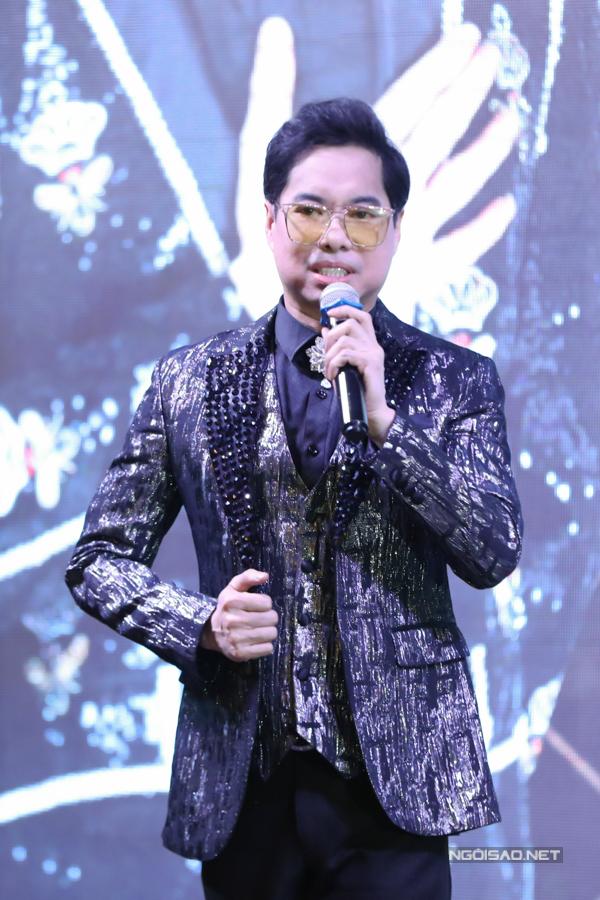 Ngọc Sơn chia sẻ, anh thành lập trung tâm sản xuất âm nhạc phi lợi nhuận để thực hiện các sản phẩm của bản thân và các nghệ sĩ cần được giúp đỡ làm nhạc.