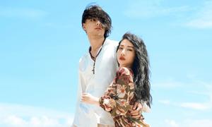 Hằng Bing Boong cháy nắng vì quay MV ở Bình Thuận