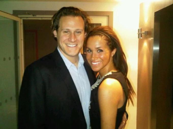 Meghan và Trevor gặp nhau lần đầu năm 2004. Ảnh: FB.