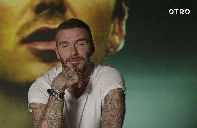 Beckham chia sẻ về những kỷ niệm với Man Utd.
