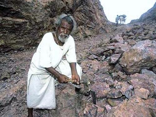 ÔngDashrath Manjhi.