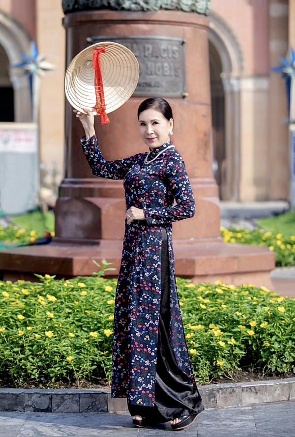 NSƯT Kim Xuân níu kéo nét thanh xuân tại Viện thẩm mỹ Les Sam