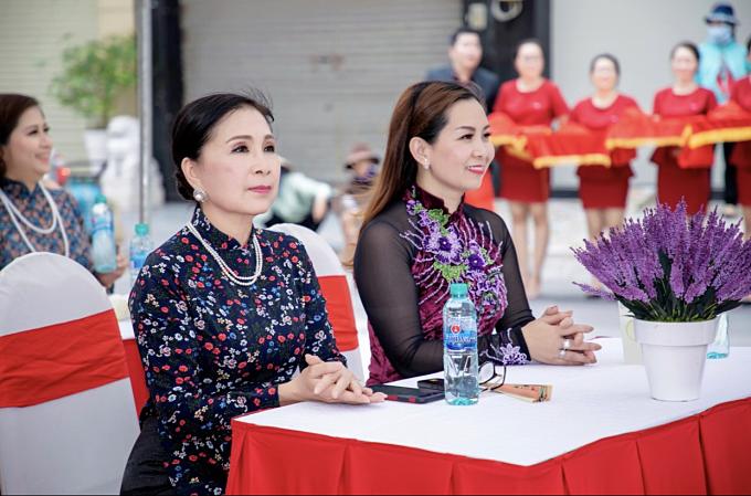 NSƯT Kim Xuân níu kéo nét thanh xuân tại Viện thẩm mỹ Les Sam - 1