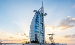 Khách sạn 7 sao ở Dubai giá hơn 550 triệu đồng một đêm