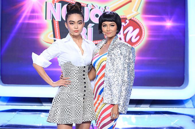 Mâu Thủy và HHen Niê chung một đội, so tài tìm người bí ẩn cùng Việt Hương - Trấn Thành.