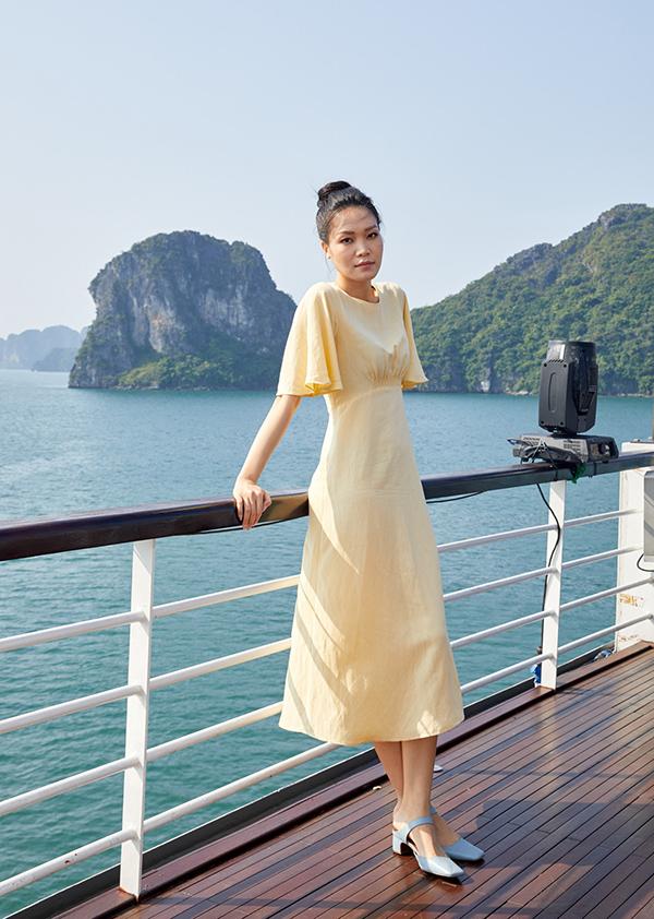 Vợ chồng Trúc Diễm và dàn sao đến hoang đảo dự Fashion Voyage mùa  2 - 3