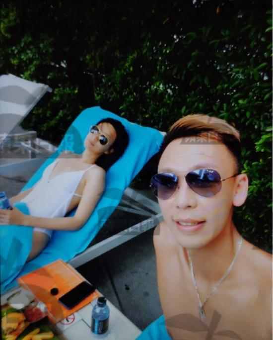 Ảnh cặp đôi nghỉ ở Thái Lan bị phát tán.