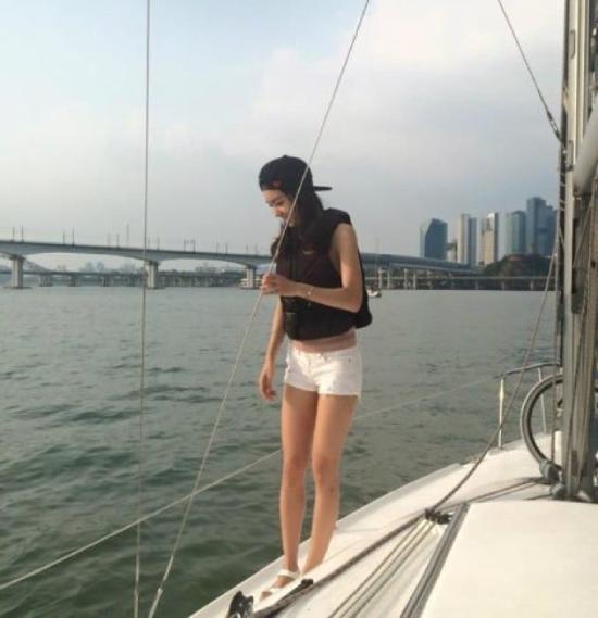 Hình ảnh mới nhất của Jo Eun Jung.