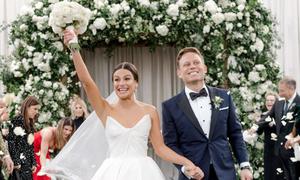 Đám cưới tối giản của sao phim 'Glee' - Lea Michele