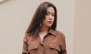 Hoàng Thùy Linh tung MV nhạc phim do mình đóng chính