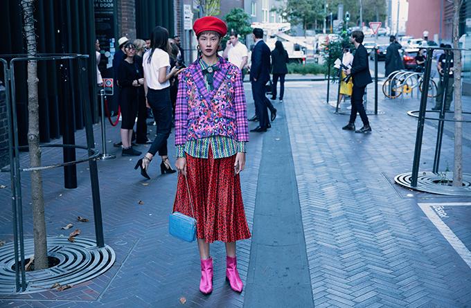 Một tuần ở Sydney Fashion Week cho Hà Kino nhiều trải nghiệm thú vị khi được tham dự các show diễn và chụp ảnh street style.