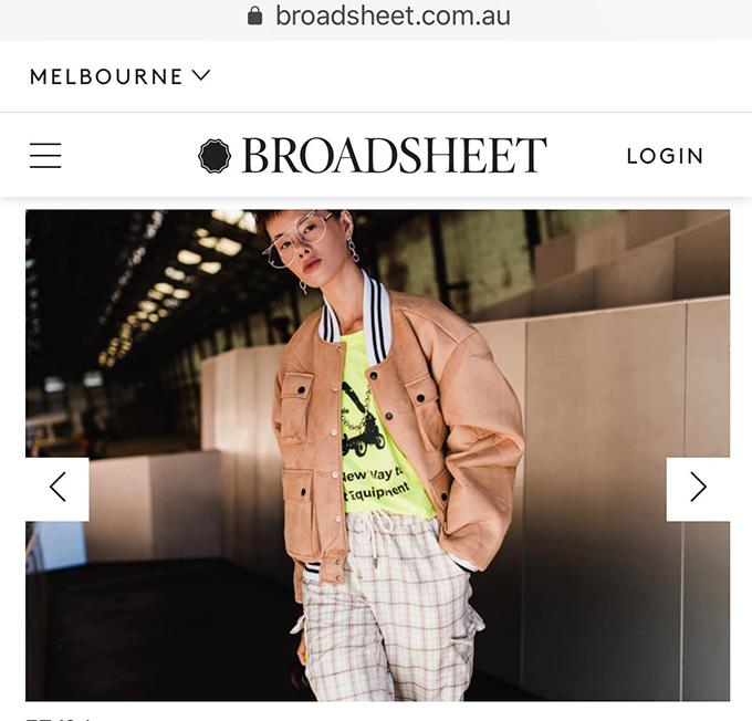 Hà Kino chia sẻ, cô cảm thấy chuyến đi Australia mình đã vô cùng may mắn vì nhận được sự quan tâm của báo chí nước ngoài. Đó cũng là nguồn động lực giúp cô tiếp tục