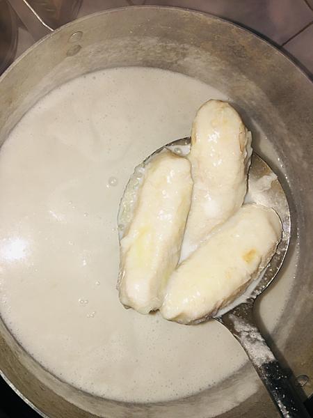 Chè chuối nước cốt dừa - 1
