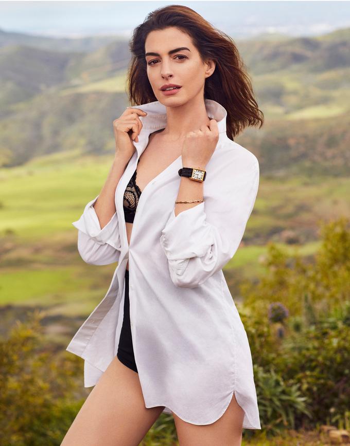 Anne Hathaway bỏ ăn chay trường sau nhiều năm tuân thủ nghiêm ngặt