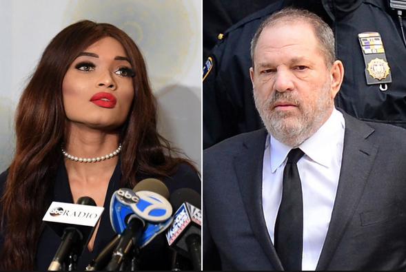 Kadian Noble khẳng định từng bị nhà sản xuất phim cưỡng hiếp ở liên hoan phim Cannes năm 2014.