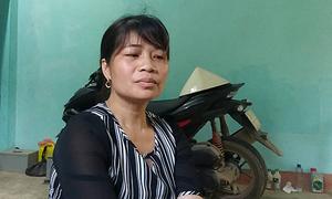 Nữ sinh mang bầu về nhà sau thời gian trốn cùng bạn trai
