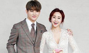 Ham So Won thụ tinh nhân tạo đẻ con thứ 2 cho chồng trẻ