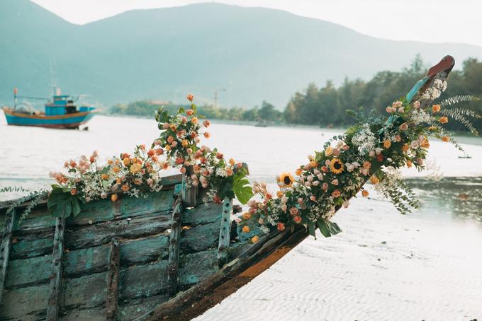 Đám cưới bí mật trên biển của nhạc sĩ Pink Frog - 3
