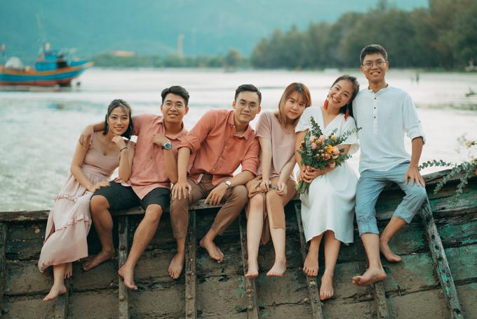Đám cưới bí mật trên biển của nhạc sĩ Pink Frog - 14
