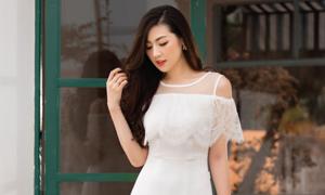 Tú Anh khoe dáng 'gái một con' với thời trang Sohee