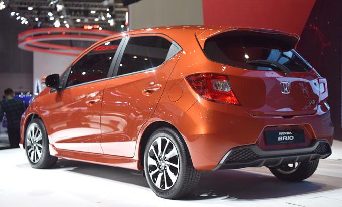 Honda Brio ra mắt tháng 6 với ba phiên bản - 1