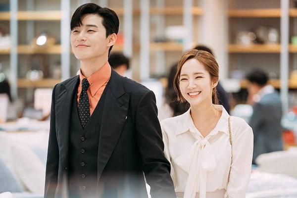 Những cặp đôi gây sốt với phản ứng hóa học của phim Hàn - 3