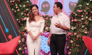 Nam Thư bị thóa mạ khi làm MC 'Bạn muốn hẹn hò'