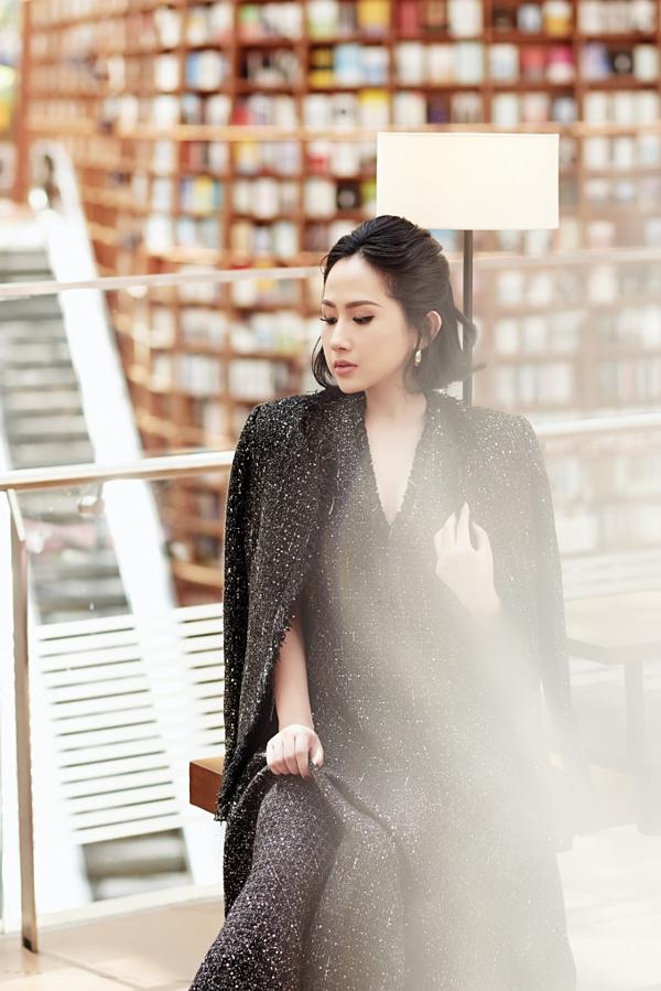 Trâm Nguyễn khoe vẻ đẹp hack tuổi trong bộ ảnh mới - 1