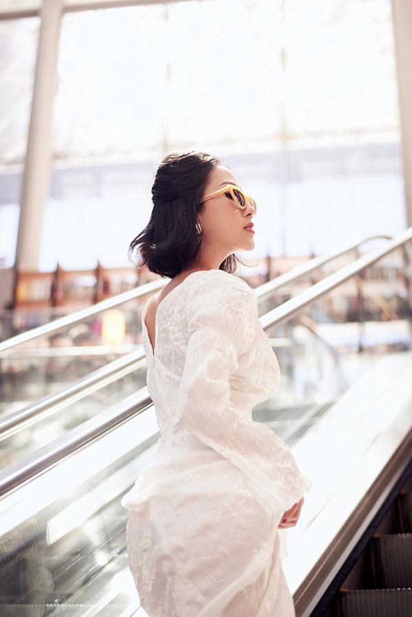 Trâm Nguyễn khoe vẻ đẹp hack tuổi trong bộ ảnh mới - 4