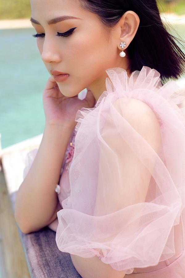 Trâm Nguyễn khoe vẻ đẹp hack tuổi trong bộ ảnh mới - 7