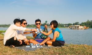 Bí kíp du lịch nhóm cho mùa hè đáng nhớ