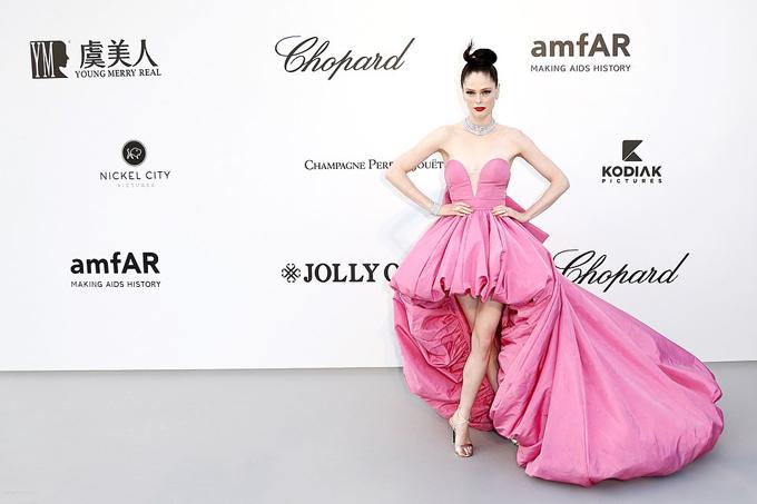 Người mẫu Canada, Coco Rocha.