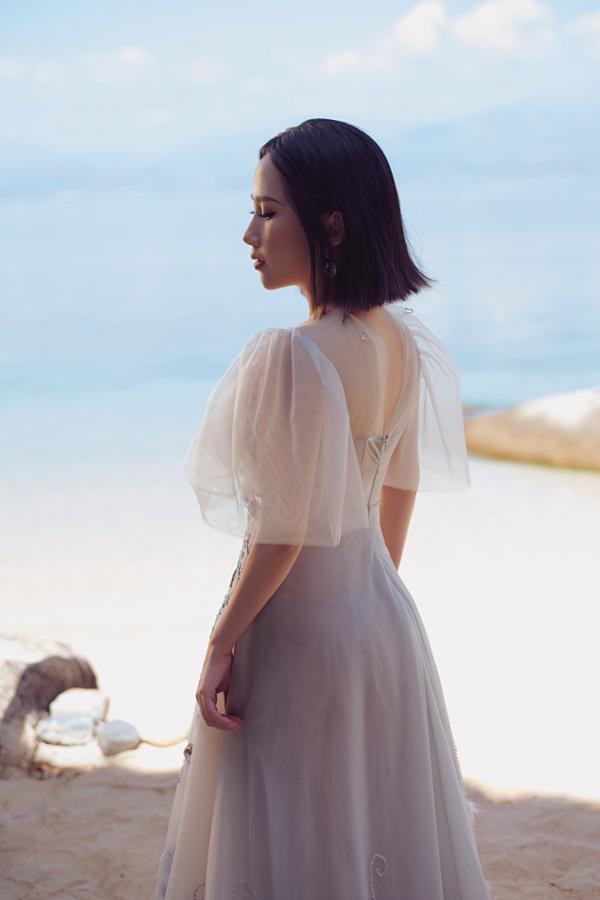 Trâm Nguyễn khoe vẻ đẹp hack tuổi trong bộ ảnh mới - 6