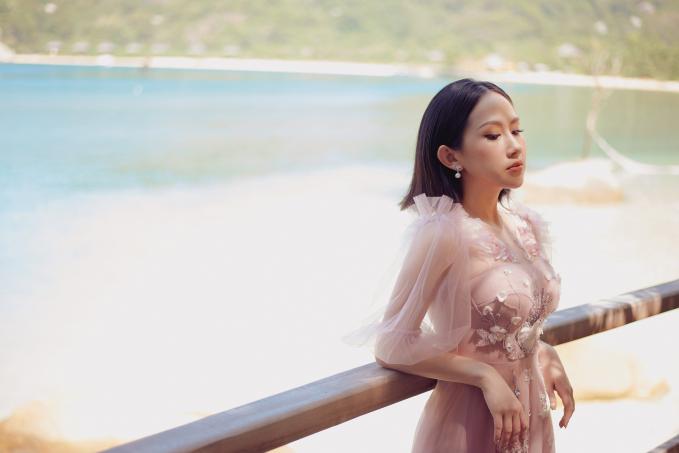 Trâm Nguyễn khoe vẻ đẹp hack tuổi trong bộ ảnh mới - 8