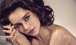 Emilia Clarke từ chối vai chính '50 sắc thái' vì áp lực cảnh 'nóng'