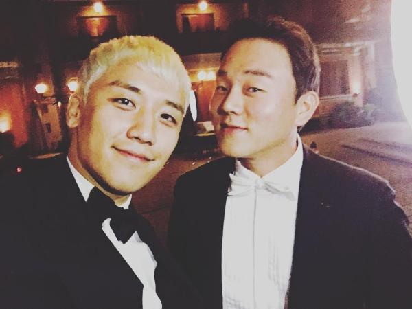 Seungri và Yoo In Suk