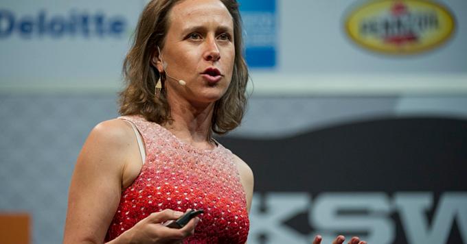 Susan Wojcicki - phụ nữ quyền lực nhất làng công nghệ.