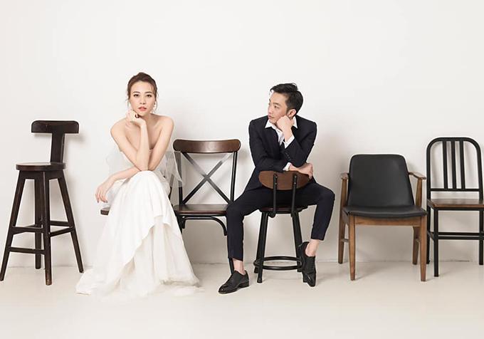Đàm Thu Trang mới đây xác nhận sắp làm đám cưới với doanh nhân Cường