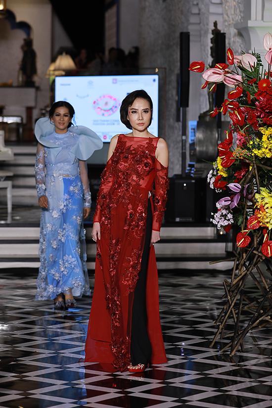 Dương Yến Ngọc bồi hồi nhớ lại thủa tham gia phim Những cô gái chân dài và chập chững bước vào làng mẫu Việt.