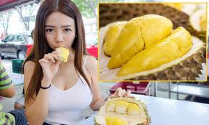 Mẹo đơn giản giúp ăn sầu riêng mà không bị nóng trong người
