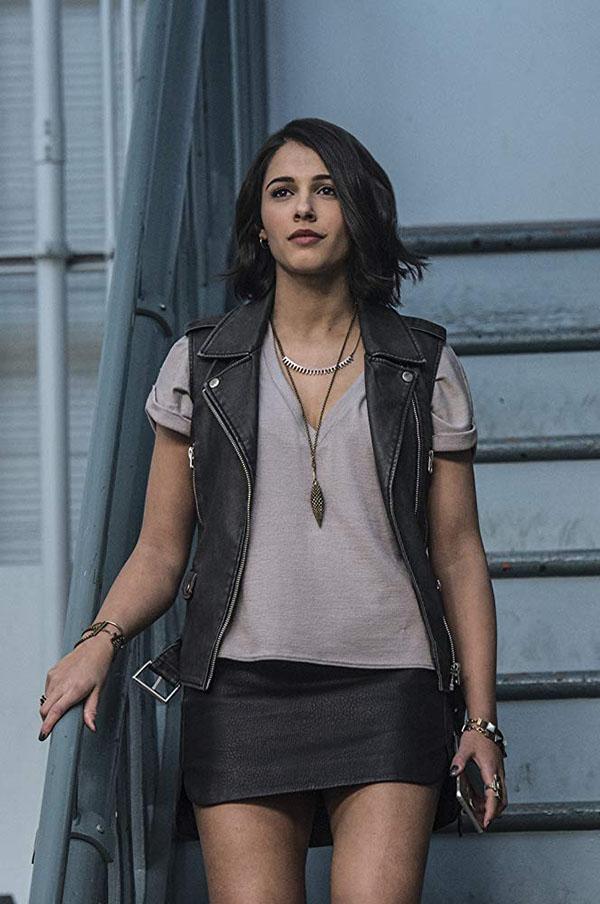 Năm 2015, Naomi Scott được chọn vào vai Siêu Nhân Hồng trong phim Power Ranger phát hành hai năm sau đó. Đây là cơ hội đầu tiên giúp cô được chú ý trên màn ảnh rộng.